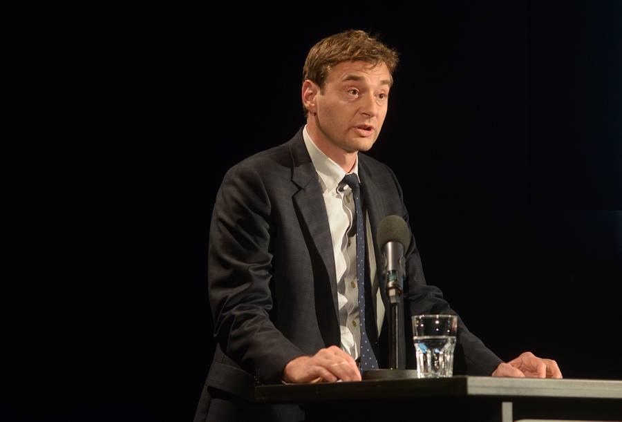 Andreas Rieder, Leiter des Eidgenössischen Büros für die Gleichstellung von Menschen mit Behinderungen EBGB.