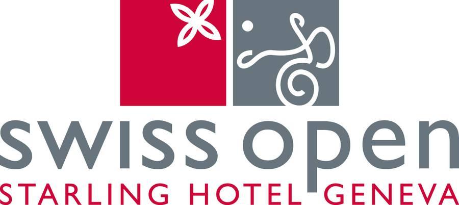 Logo der Swiss Open Starling Hotel Geneva