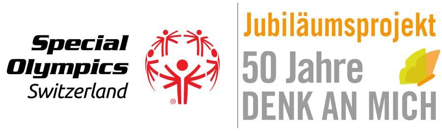 Das Logo von Special Olympics Switzerland